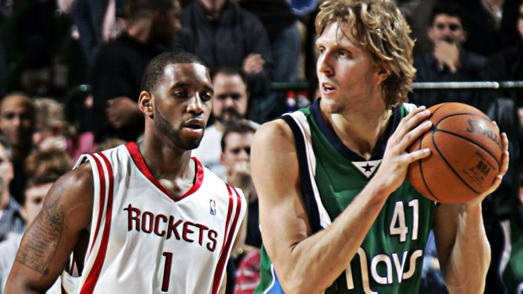 Dirk and Tmac Image